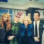 all-new @E_FashionPolice tonight at 9pm w/the gorgeous @Joan_Rivers @KellyOsbourne @GiulianaRancic and @GeorgeKotsi http://t.co/FBULZH1Ft9