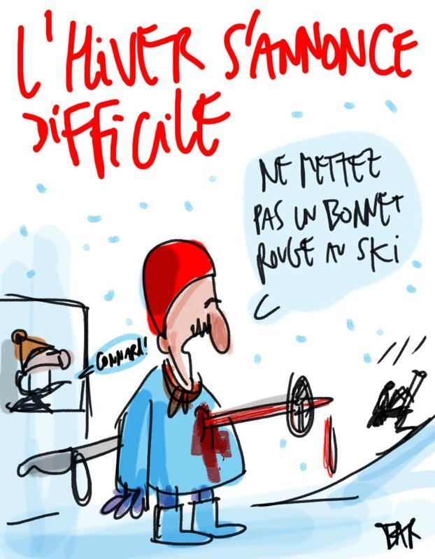 Bonjour et bon WE...l'hiver s'annonce difficile http://t.co/03GGFlFerz