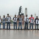 RT @greenpeaceindia: Chennai stands up to #FreeTheArctic30! Add YOUR voice here: http://t.co/cMzfAkkbNN