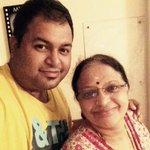 I thank my mother today I thought of dedicating this day to her for giving me this life & love :) lov u Amma :)
