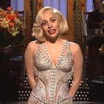 Go to http://t.co/L7CsWK5CdN right now to watch videos from @LadyGaga's #snl appearance... http://t.co/lXAYuGj399 http://t.co/jxqxAqNSpC