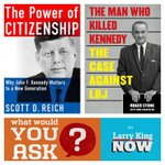 Intv'ing #JFK experts & authors @RogerJStoneJr & @ScottDReich on #LarryKingNow -what do you want to know? Tweet me ?s