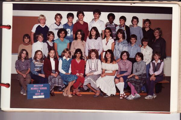 Cooper Fleishman (@_Cooper): Can you spot Rob Ford in this middle school photo? http://t.co/n7kHKlD715 http://t.co/Ywq5q50kVH