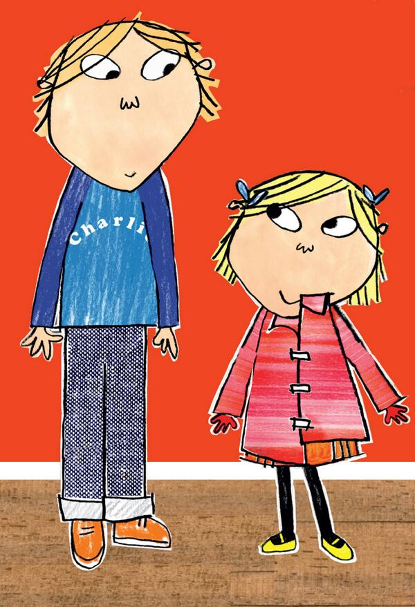 #COMPETITION! Follow & RT our Little Interviews for a chance to win a Charlie & Lola #MeBook http://t.co/LDZy7eDtPr http://t.co/TimxUiTB4O