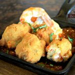 WELL SHUT MY BIG YAPPER Pucketts Boat House has Shrimp & Grits Hush Puppies @BoatHouseTN Franklin TN - http://t.co/p9dG8xtn9c
