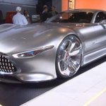 Mercedes has brought its videogame supercar to life.  http://t.co/uOBdTa8SQN  Vroom vroom. http://t.co/90E9QOm3Q2