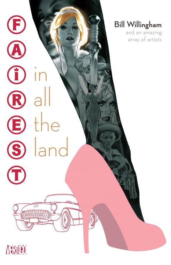 This is the actual front cover to tomorrow's FAIREST IN ALL THE LAND graphic novel: http://t.co/HEvYKlTS12