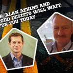 #GFHour Have a question for Todd or Alan? Tweet them here. Top 5 q's will be answered by them.