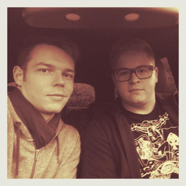 Off to some drum&bass rehearsals… http://t.co/iz90th6gP8