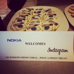 RT @techzulu: In case you haven't Heard @NokiaUS & windows phone devices now have #Instagram. http://t.co/k9hqWX5Eve