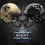 RT @nflnetwork: Football is coming... #NOvsATL #TNF