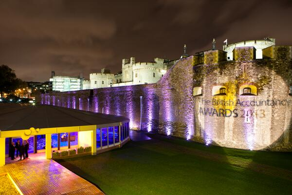 Accountancy Age (@AccountancyAge): The Tower of London, and accountants. No beefeaters in sight. #BAAwards http://t.co/Epcl5V5Gn0