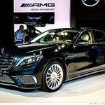 0-to-60 in style. High-performance version of luxury Mercedes powered by 621-hp 6.0liter V12. http://t.co/h02PQNO1ER http://t.co/WvcAwCNFTf