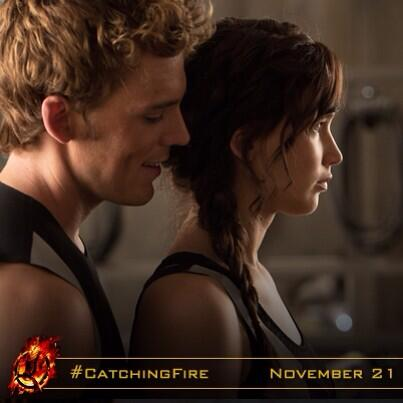 The Hunger Games: #CatchingFire is in cinemas NOW! Have you seen it yet? Tweet us your reaction! http://t.co/Je8uzabXta