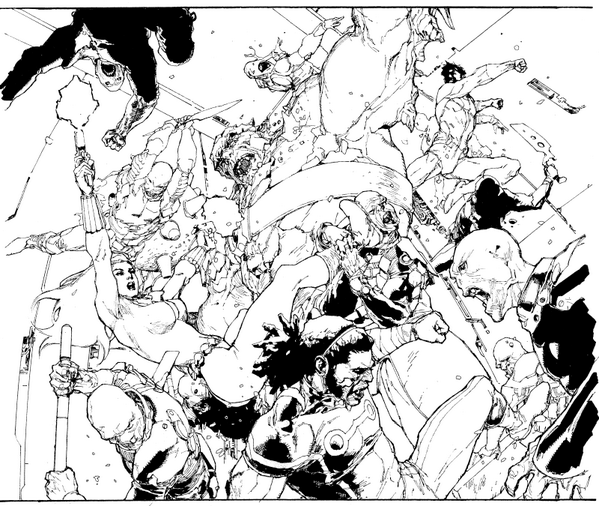 Avengers 23, Rough around the edges but gotta get the job done http://t.co/whInp1W6ce