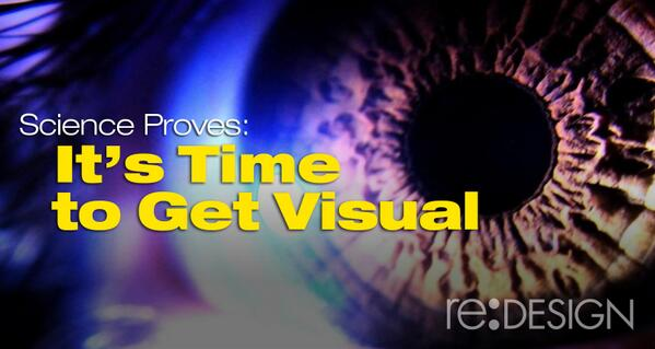 Science Proves: It's Time to Get Visual! https://t.co/oIIEDltHoz #branding #marketing https://t.co/CExq01l1fP