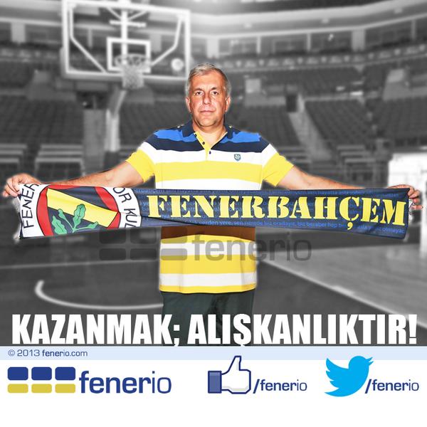 Tebrikler Fenerbahçe Ülker Kazanmak; Alışkanlıktır! http://t.co/e6X2MN1ABe