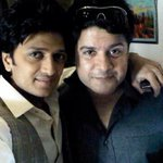Wishing my dear friend Sajid Khan a very happy birthday - the funniest man I know. http://t.co/Fr9Cl2bJr4