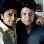 Wishing my dear friend Sajid Khan a very happy birthday - the funniest man I know. http://t.co/Fr9Cl2bJr4
