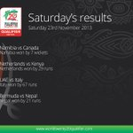 Today's results in the #wt20 Qualifier http://t.co/gaaFs2qXhE