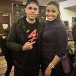You too! Sorry it was so rushed! :D RT @James_Yammouni It was really nice seeing you today @JordinSparks :) http://t.co/Poqde0INJ9