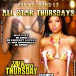 "((<-PMW - PMW->)) ""ALL STAR THURSDAYS"" @theofficemiami (-$5 DANCES-) >$5 DAIQUIRIS< $100 BOTTLES ••OPEN TILL 6AM•• http://t.co/32kPq4eQD9 -"