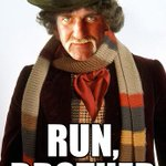 RT @jeffisageek: Hulk Hogan IS the doctor! #doctorwho