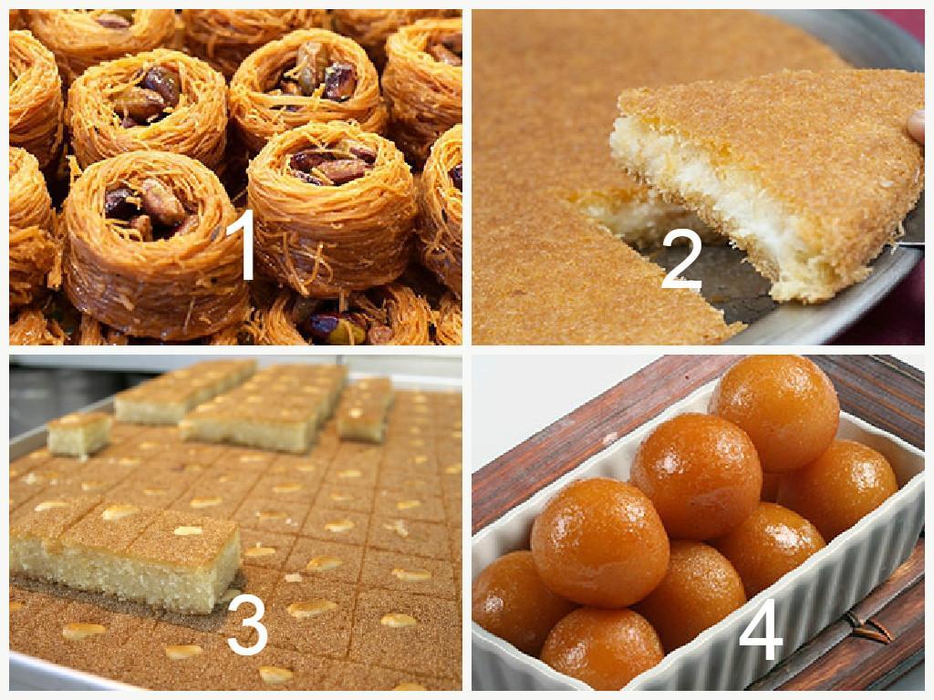 أي نوع من هذه الحلويات #العربية تفضلين؟   #السعودية #غرّد_بصورة #ريتويت http://t.co/Ffu5CAdNbT