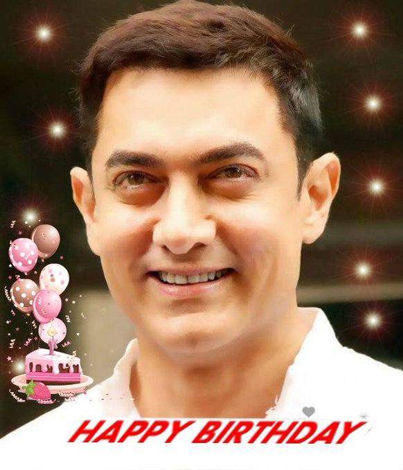 Advance A very Happy Birthday to one of the most talented actor of Bollywood,