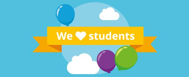 #student #entrepreneurs get FREE software for your #startup: https://t.co/9LoJ6uwSZK #studentdeals #freeforstudents http://t.co/v7q2bIX45c