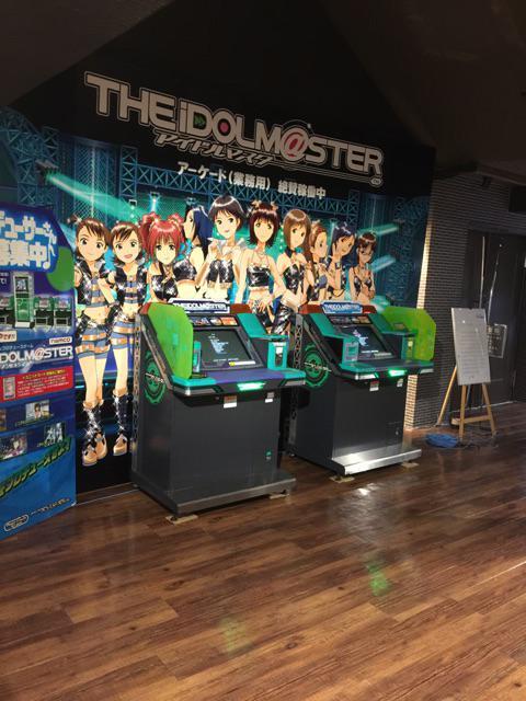 アイドルマスター10周年!プロデューサーミーティング会場搬入中! http://t.co/5SUM9rvXVm