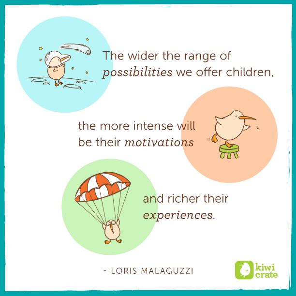 Time for our #quoteoftheweek! This one is from an educational philosopher and teacher, Loris Malaguzzi http://t.co/EkB1x86FdW