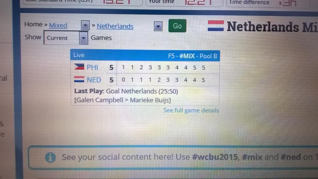 @BeachFrisbeeNL trading points with #PHI #MIX. Exciting game going on. #HupHolland #wcbu2015 #NED http://t.co/UqH2EVuHPz <a href='http://twitter.com/nl_open/status/575619745287913472/photo/1' target='_blank'>See original »</a>