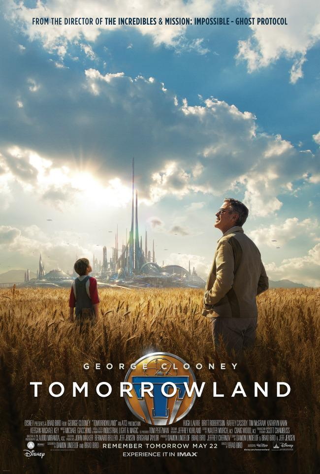 I've Seen The Future; It Has George Clooney http://t.co/8lR9C6xOjy #Disney #Tomorrowland #trailer #movie http://t.co/wVivfdGgl9