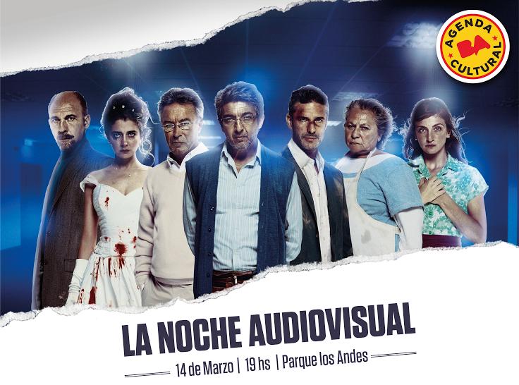 Este sábado 14 de marzo a las 19 h, vení a ver gratis Relatos Salvajes a #LaNocheAudiovisual. http://t.co/1UrpOEIky2 http://t.co/KRvXCneWVO