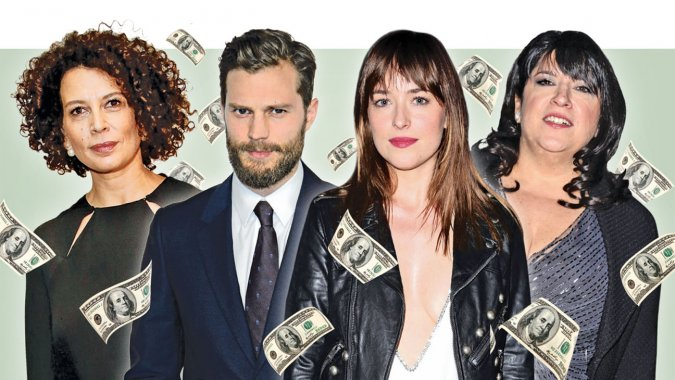 'Fifty Shades' Stars Dakota Johnson, Jamie Dornan to Seek Seven-Figure Raises for Sequel