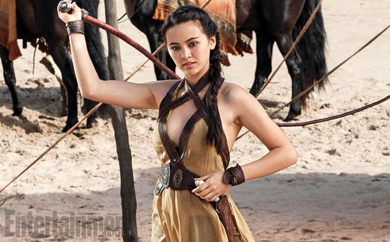 .@GameOfThrones first official Sand Snakes photos http://t.co/tDENg0dFIv http://t.co/epcoYf8xFP