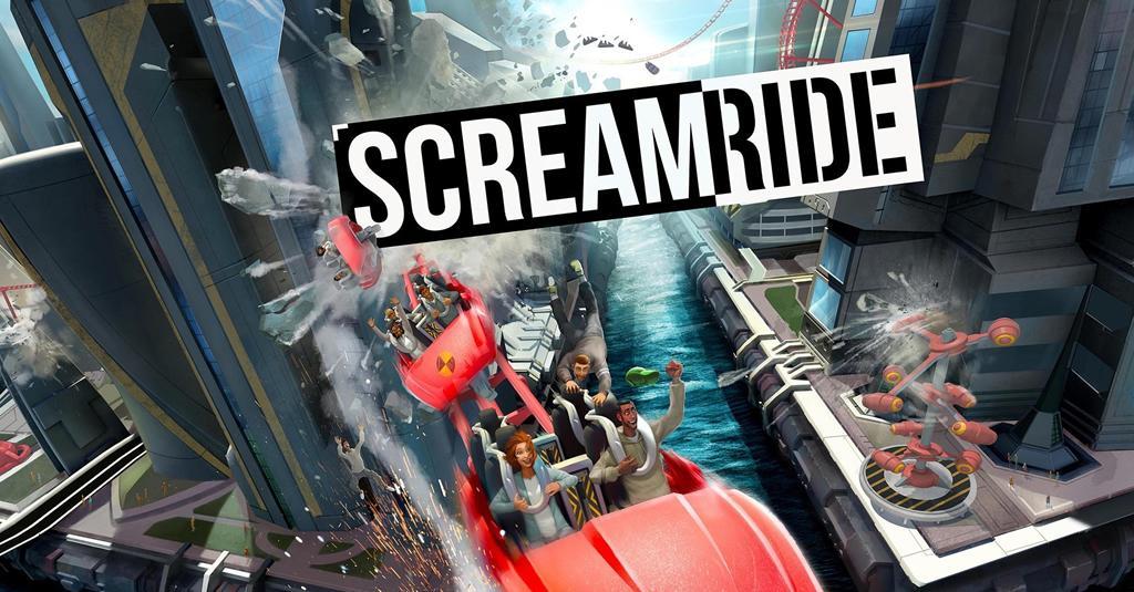 Regalamos 3 códigos para descargar Screamride. Síguenos y da RT para que ganes uno. http://t.co/KnWwz8qR96 http://t.co/MLFLGS9Kuk