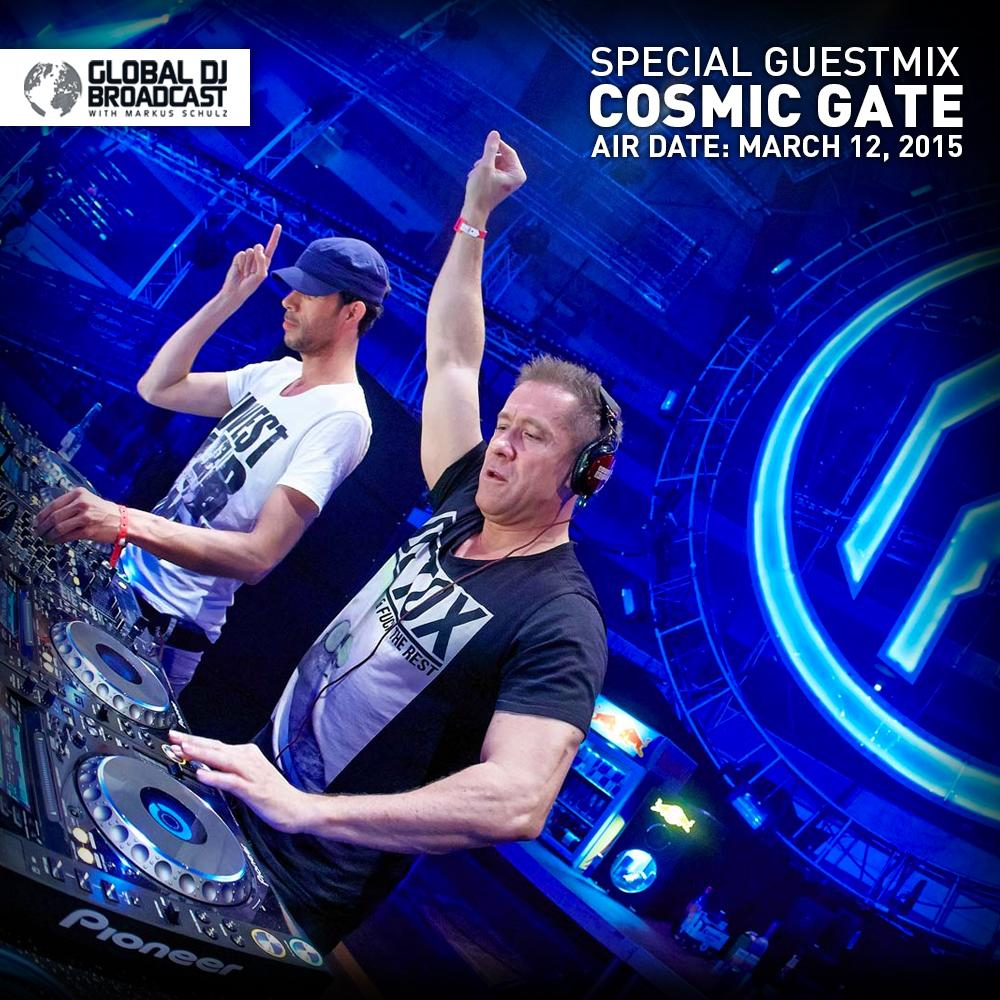 Get ready! #GDJB tomorrow with @CosmicGate! http://t.co/dxctae2TgG