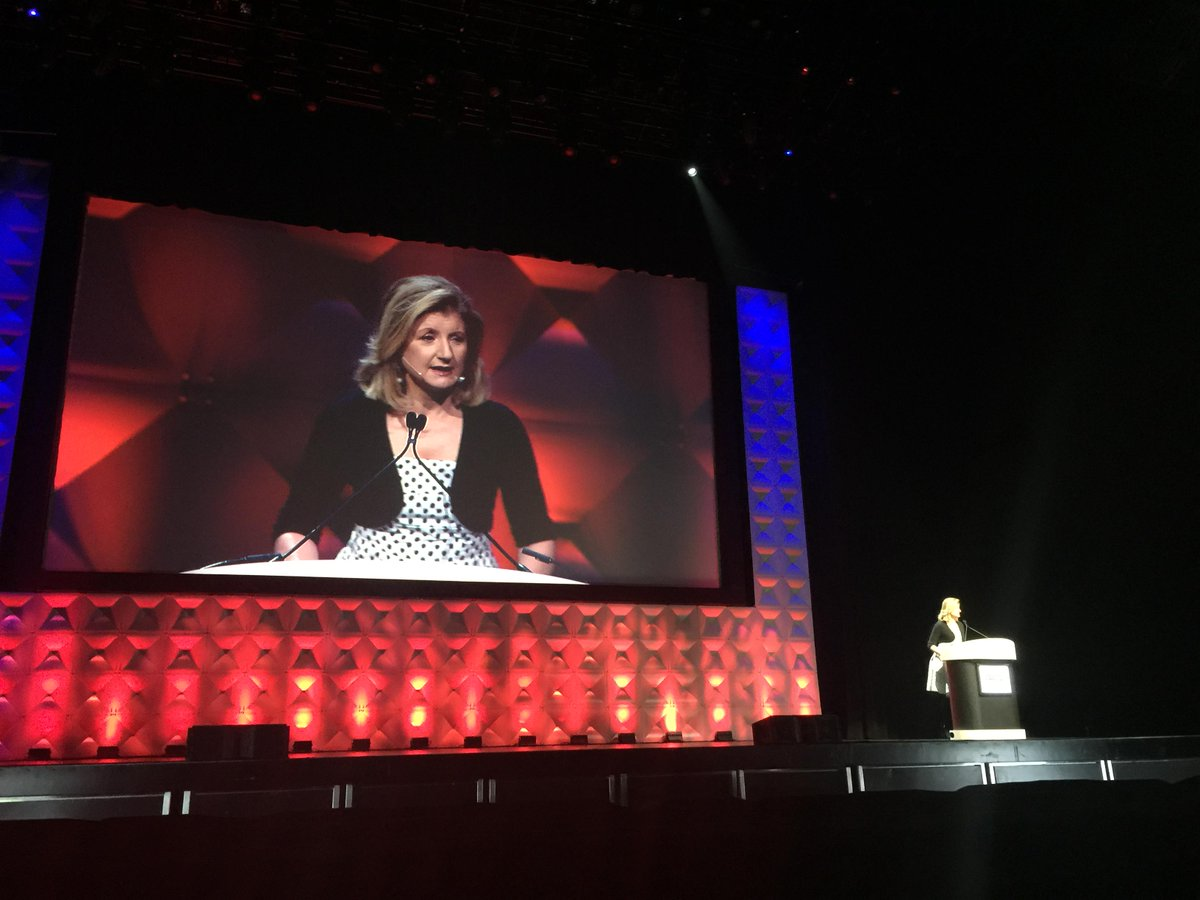 #IHRSA2015 Opening Keynote Session featuring @ariannahuff sponsored by @spri. http://t.co/DzTf7Dk3hX