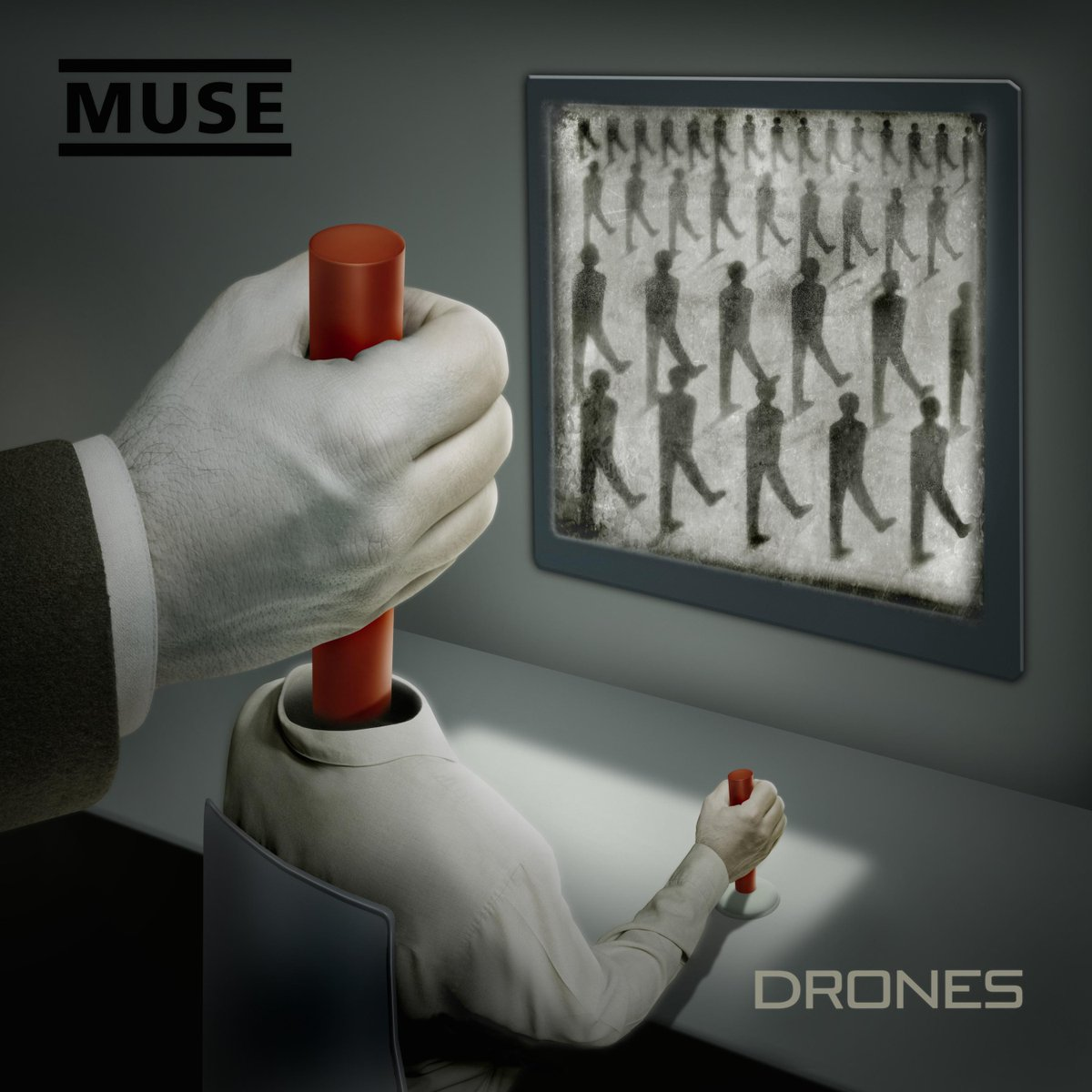 We are delighted to announce the Psycho UK Tour & the release of the new album Drones on 8 June! #MuseDrones http://t.co/x48G5p8UsP