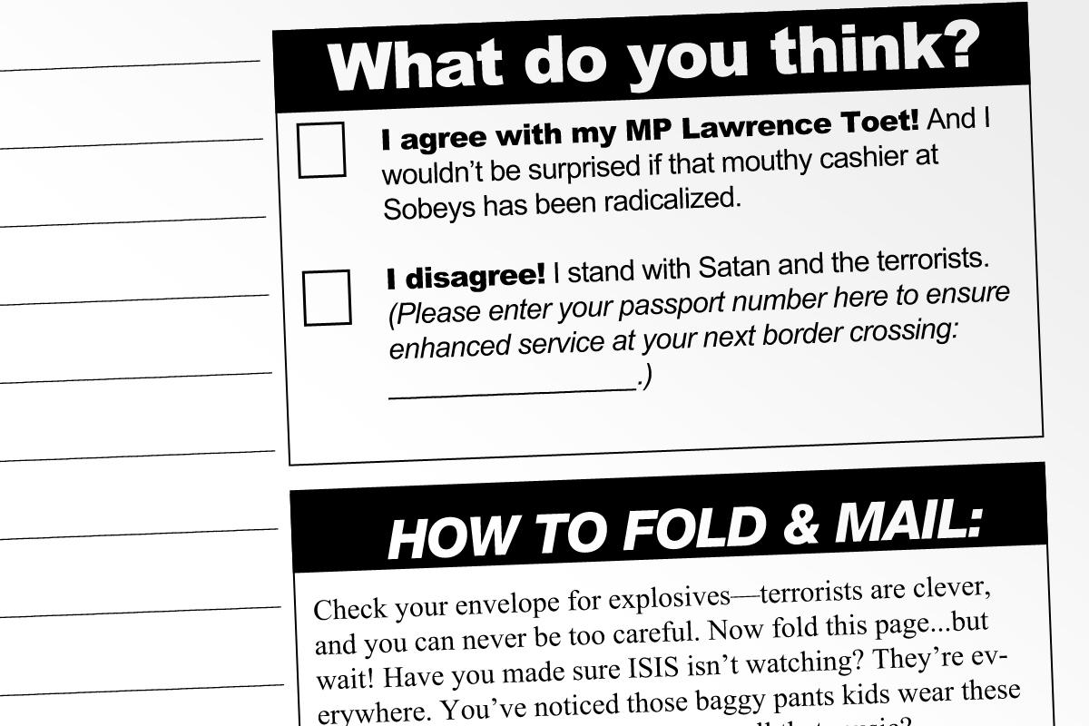 An early draft of that Lawrence Toet householder. http://t.co/zn9KTNVleE