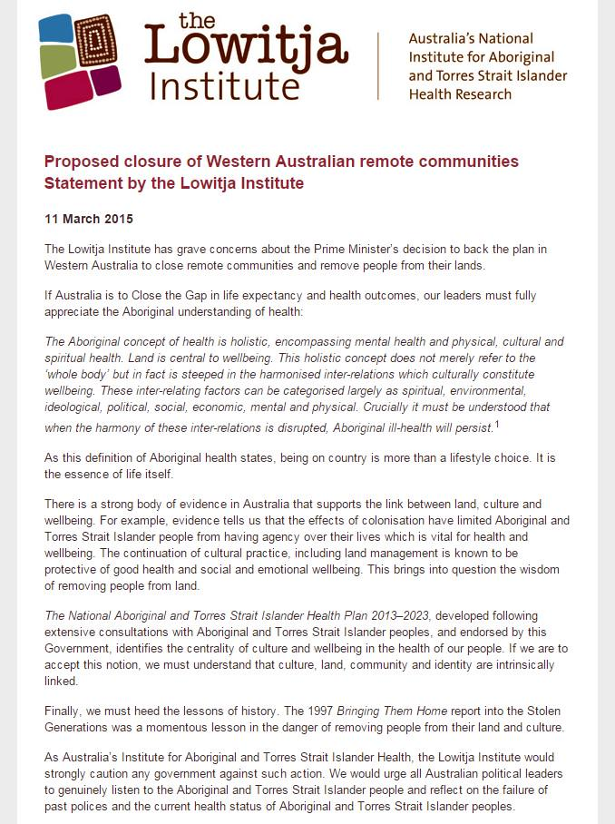identity is crucial for the survival of aboriginal people essay 322 survival of aboriginal languages aspects of contemporary aboriginal australia 12% of aboriginal people in western australia said they spoke an aboriginal.
