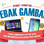 @dewa mau note book acer dan samsung galaxy klik http://t.co/D05lR3nEet follow @yes24indonesia #yes24tg http://t.co/sRstcvvllP *8.001