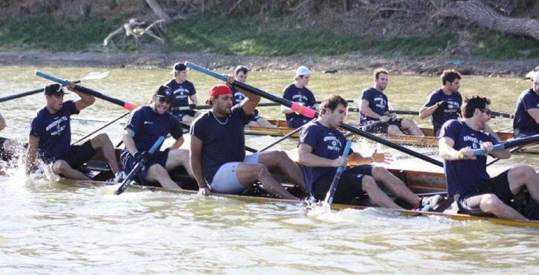 #TBT When the Winnipeg Jets had a rowing camp to get ready for the hockey season... http://t.co/MApm6saAZq
