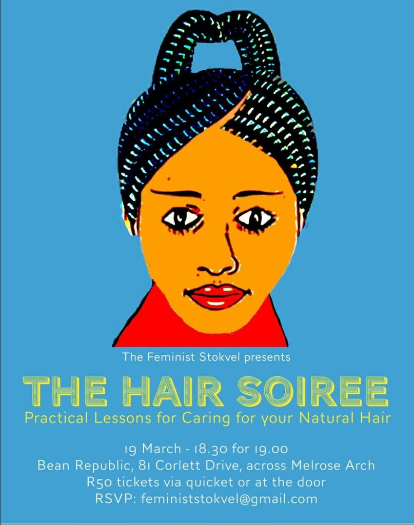 ICYMI: Introducing The Feminist Stokvel & Hair Soirees http://t.co/WM48SKobI1 http://t.co/qKKqb0iQB7