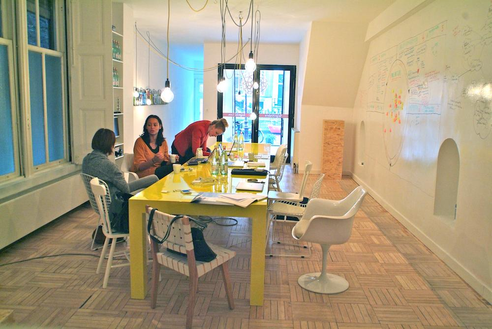 Do you map out your projects? Our pals at @designthinkersG in Amsterdam do. And it looks awesome. http://t.co/8z8ow54tSp