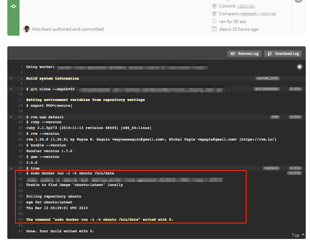 So, this is happening… (Not public yet, obviously.) #travisci #docker http://t.co/5tiIwNKm0a