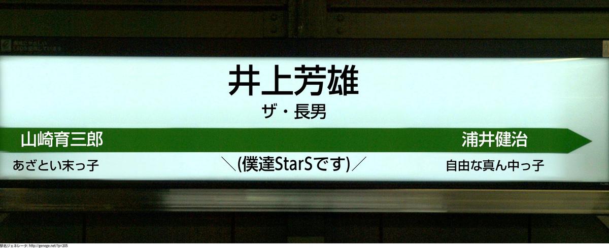 お星様…。 #駅名ジェネレータ で作ってみた。 #ジェネジェネ http://t.co/gbI8IGiUCb http://t.co/jkG8zsCCzl