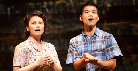The stars align! @MsLeaSalonga @tellyleung @GeorgeTakei in bway cast. Previews begin 10/6.  http://t.co/IcbKlQKh5t http://t.co/BgcmU9eA6v